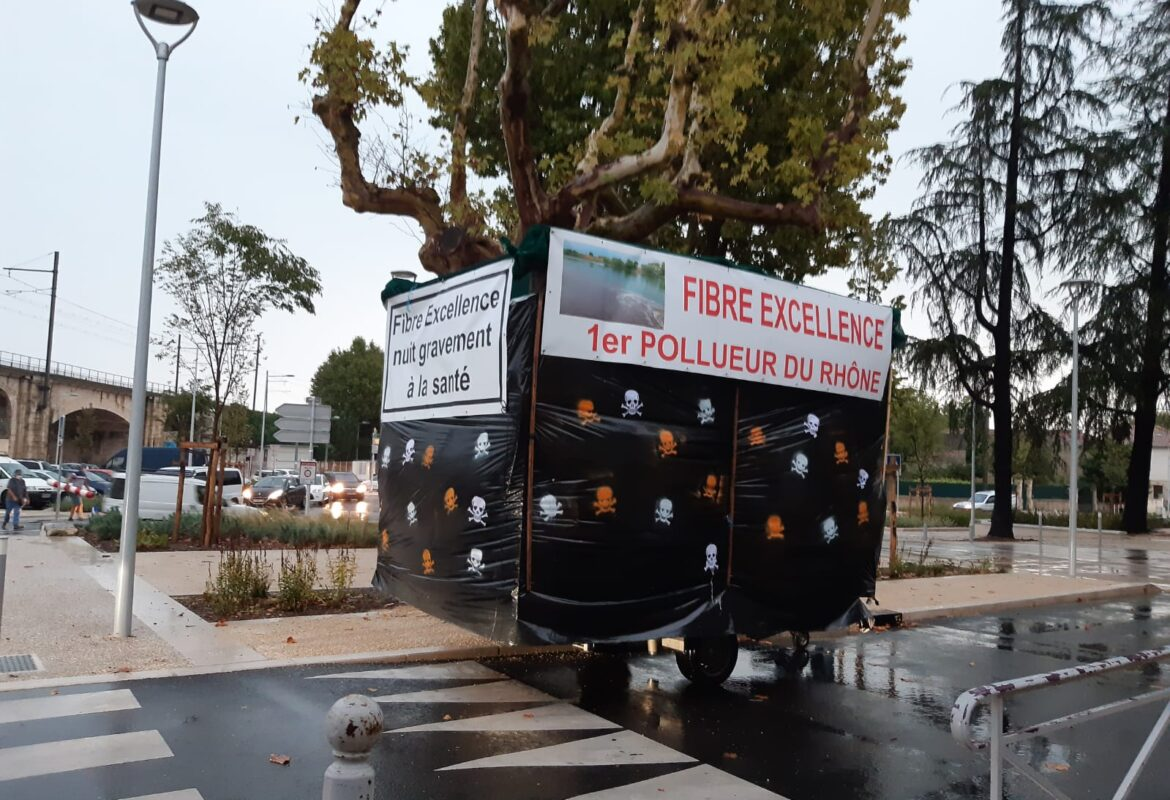 Audience Fibre Excellence : la pollution de l'air ne peut plus durer