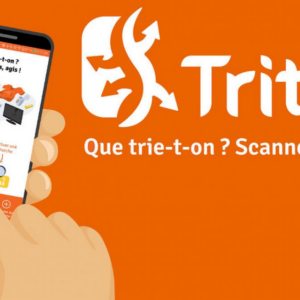 Lancement de l'application Triton